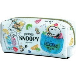 Snoopy goods pen case like fruit 634981