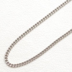 Two PT850 platinum necklace metal approximately 2.9 g approximately 40cm Kihei Kihei used jewelry ★★ giftwrapping for free