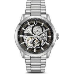 Regular article BULOVA Bulova 96A208 classical music Sutton automatic watch