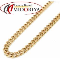 21.5 grams of Kihei necklace K18YG two single 48.5cm 18-karat gold yellow gold Kihei chain necklace /72333