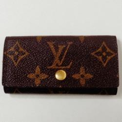 Louis Vuitton Louis Vuitton モノグラムミュルティクレ 4 M62631 brand accessory key case unisex ★★ found on Bargain Bro India from Rakuten Global for $69.00