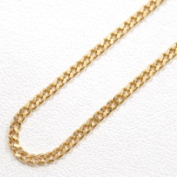 Two K18 18-karat gold YG yellow gold necklace metal approximately 4.9 g approximately 50cm Kihei Kihei used jewelry ★★ giftwrapping for free