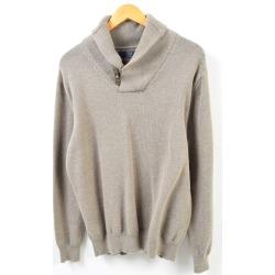 J. Crew J.Crew toggle button shawl collar cotton knit sweater men M /wbc8860
