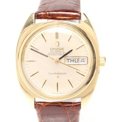 It is omega watch コンステレーション self-winding watch gold men OMEGA until - 9/3 23:59 at 9/2 18:00