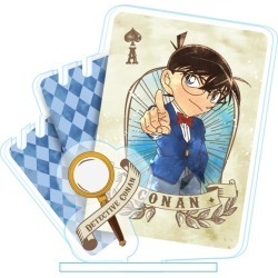 Excellent detective Conan cards series accessories stands Edogawa Conan