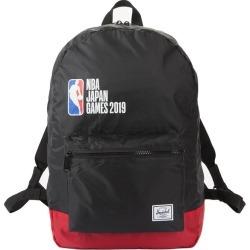 Herschel Supply (Hershel supply) NBA JAPAN GAMES 2019 Packable Daypack / folding パッカブルリュックバックパック NBA Japan games