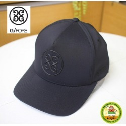 Brand G FORE (G forehand) golf cap black adjustable size G/FORE 19ss from Los Angeles