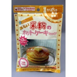 Pancake みっくす (pumpkin flavor) one piece of article [cancellation, change, returned goods impossibility] of the rice flour