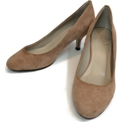 It is number twenty one SIZE 21 1/2 (less than XS) suede cloth pumps NUMBER TWENTY-ONE Lady's until - 9/3 23:59 at 9/2 18:00