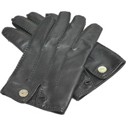 HERMES Serie leather glove gloves genuine leather