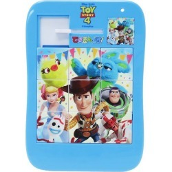 I can do it! To cognitive education toy Toy Story 4 Disney Sun-Star Stationary puzzle toy mail order 10/29
