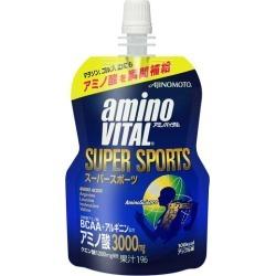 Ajinomoto amino by Tal jelly drink SUPER SPORTS 100 g