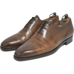 Berluti leather shoes ALESSANDRO Alessandro brown size: 6 1/2 (ベルルッティ)