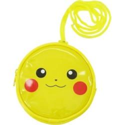 To Pikachu Pokemon kids wallet Pocket Monster sun art 11.5*2cm in diameter neck strap gift miscellaneous goods goods mail order marshmallow pop 10/29