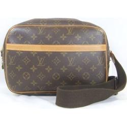 Louis Vuitton monogram reporter PM M45254 shoulder bag