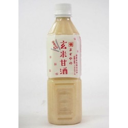 Brown rice sweet alcoholic drink made from sake lees one piece of article [cancellation, change, returned goods impossibility]