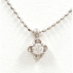 Vendome Aoyama PT950 PT850 necklace diamond used jewelry ★★ giftwrapping for free