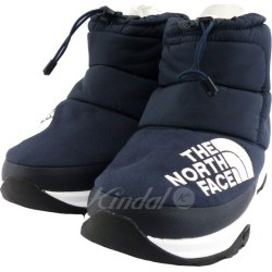 THE NORTH FACE 2018AW BEAMS comment Nuptes Bootie Water Pro navy size: 27cm (the North Face)