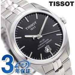 T-classical music PR100 COSC self-winding watch men T101 .408.11.051.00 TISSOT clock in Tissot arm in total