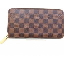 Louis Vuitton Louis Vuitton ダミエジッピーウォレット N60015 wallet long wallet unisex ★★ found on Bargain Bro India from Rakuten Global for $372.00