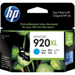 (set for duties) include the postage with Hewlett Packard ink-jet cartridge CD972AA (HP920XL) cyan one!