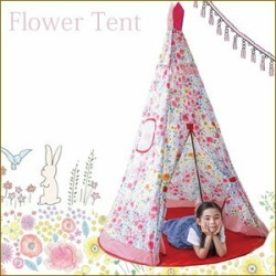 Teepee Tent ティーピーハウス Tent Indian Tent Play House Kids Tent Children's Tent