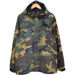 THE NORTH FACE Novelty Scoop Jacket mountain parka NP61645 fading duck size: M (the North Face)