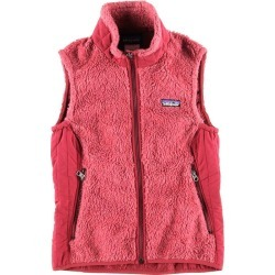 Patagonia Patagonia SYNCHILLA シンチラレトロ X best fleece best Lady's XS /wbi3316 made in 2006