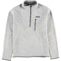 Patagonia Patagonia better sweater 1/4 zip 25521 half zip fleece pullover men M /wbe2367 made in 12 years