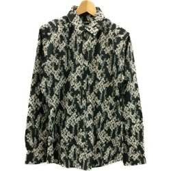 It is beautiful article dolce and Gabbana long sleeves shirt G5EJ0T FS56C men SIZE 39 (M) DOLCE & GABBANA until - 9/3 23:59 at 9/2 18:00