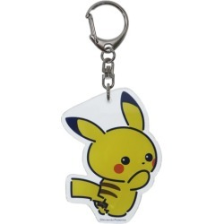 To back Pokemon acrylic key ring Gurley collection Pocket Monster Small planet bag charm petit gift teens miscellaneous goods mail order marshmallow pop 10/29