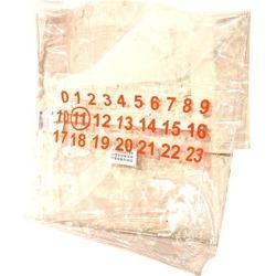 Maison Margiela 2019SS PVC shopper Thoth logo vinyl bag found on Bargain Bro Philippines from Rakuten Global for $356.00