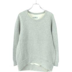 "M ""Sweat Shirt"" back raising sweat shirt MAISON DE REEFUR new line"