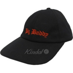 VETEMENTS 2016AW Big Daddy cap black size: - (ヴェトモン)