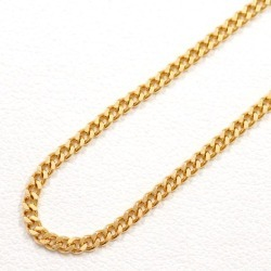 Two K18 18-karat gold YG yellow gold necklace metal approximately 5.6 g approximately 50cm Kihei Kihei used jewelry ★★ giftwrapping for free