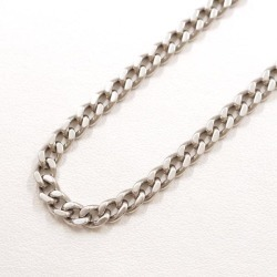 Two PT850 platinum necklace metal approximately 49.1 g approximately 53cm Kihei Kihei used jewelry ★★ giftwrapping for free
