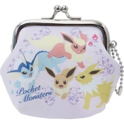 To pouch porch M coin case Pokemon Ver4 purple Pocket Monster Morimoto industry coin purse petit gift mail order 10/29