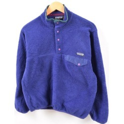 Patagonia Patagonia snap T 25450 fleece pullover men S /wbf8347 made in rare size 94
