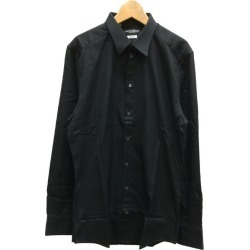 It is beautiful article dolce and Gabbana long sleeves shirt G5EB4T FM5CP men SIZE 40 (M) DOLCE & GABBANA until - 9/3 23:59 at 9/2 18:00