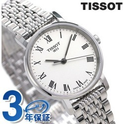 T-classical music every thyme Small 30mm Lady's T109 .210.11.033.00 TISSOT clock in Tissot arm in total