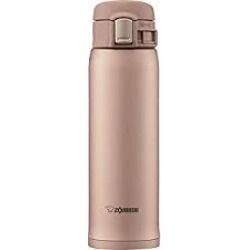480 ml of of Zojirushi water bottle stainless steel bottle TUFF SM-SD48-NM mat gold international delivery available