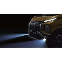 "Only as for the ""ek cross"" pure B34W B35W B37W B38W B33W B36W LED fog light body ※Parts Mitsubishi genuine parts fog light assistance light fog light option accessories article as for the switch sold separately"
