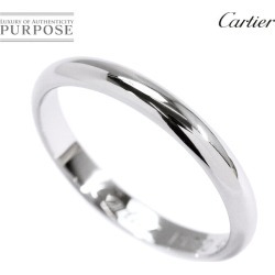 Cartier Cartier classical music #49 ring Pt950 2.5mm in width platinum ring