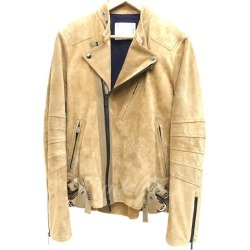 sacai leather riders jacket cow Hyde 2017AW Nakameguro store OPEN memory sale