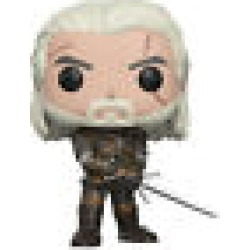 The Witcher 3: Wild Hunt Geralt Pop! Games Vinyl Figure found on Bargain Bro from  for $