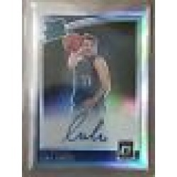 Luka Doncic 2018/19 Panini Optic FOTL Holo Prizm Auto Autograph Rc Sp SSP found on Bargain Bro from  for $