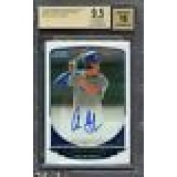 2013 Bowman Chrome Aaron Judge Yankees RC Rookie AUTO BGS 9.5 HIGH END  found on Bargain Bro from  for $