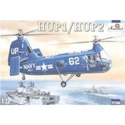 A Model from Russia 72136 1:72 HUP1:2 USN Helicopter