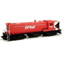 Bowser 24087 HO DRS 4-4-1000 CP #8003/Multimark found on Bargain Bro Philippines from Trainz for $145.99