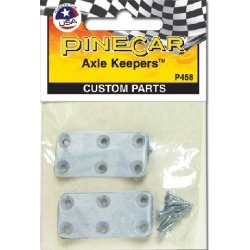 Woodland Scenics P458 PineCar Axle Keepers (2)